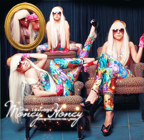 Lady Gaga karatasi la kupamba ukuta called Lady Gaga*