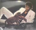 MJ (Thriller, Rolling Stone Version) - michael-jackson photo