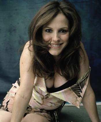 Mary-Louise Parker wolpeyper possibly with attractiveness, skin, and a portrait titled Mary-Louise