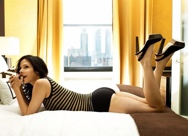 Mary-Louise Parker nackt Nacktbilder & Videos,