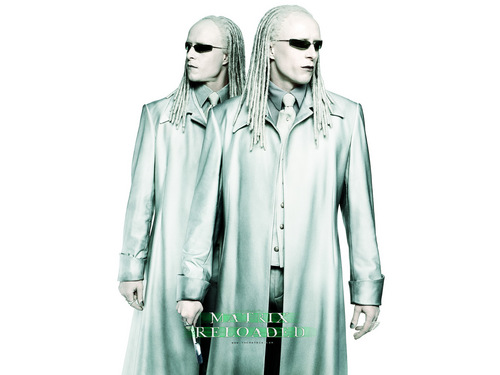 Matrix Reloaded Villains