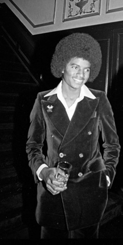 May 31, 1977: Michael visits Studio 54 after attending the Beatlemania concert.