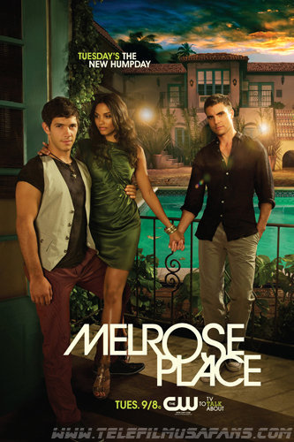 Melrose Place Season 1 Promo Posters