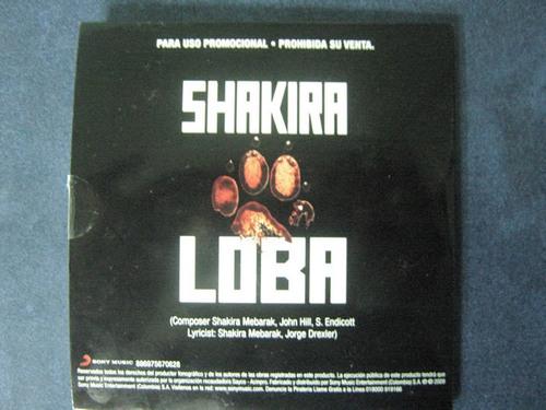 Merchandise Loba / She 狼, オオカミ