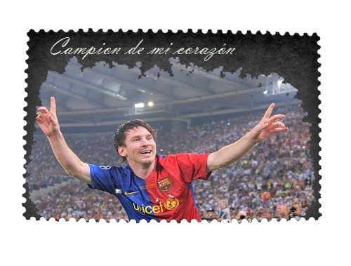 Messi my creations