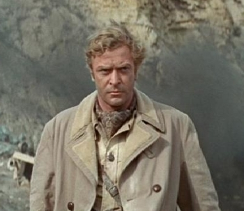 Michael Caine in Play Dirty