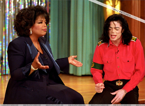 Michael Jackson Talks... To Oprah > Interview