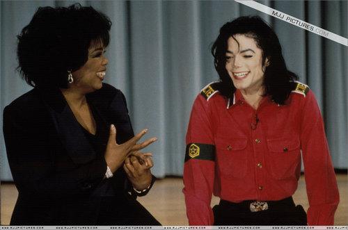 Michael Jackson Talks... To Oprah > Interview