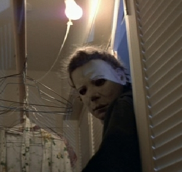 Michael Myers wallpaper probably containing a living room, a drawing room, and a morning room called Michael Myers - Halloween 2007