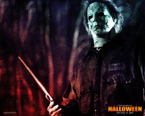 Michael Myers wallpaper probably with a concert and a drummer called Michael Myers - Halloween 2007