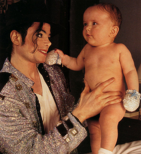 Michael's children ;**