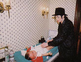 Michael's children ;**