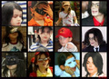 Michael's children ;**  - michael-jackson photo
