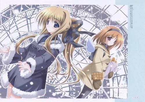 Misuzu and Ayu
