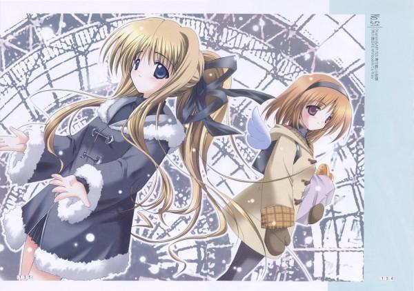 Misuzu and Ayu