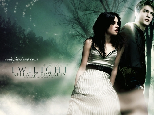 Robert Pattinson wallpaper with a dinner dress and a cocktail dress entitled More Twilight wallpaper!