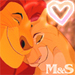 Mufasa and Sarabi - disneys-couples icon