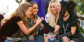 Nathalia as Yasmin, Logan as Sasha, Skyler as Cloe and Janel as Jade in Bratz:The Movie - nathalia-ramos screencap