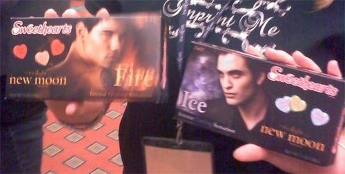 New Moon Sweethearts Candy: fuoco and Ice