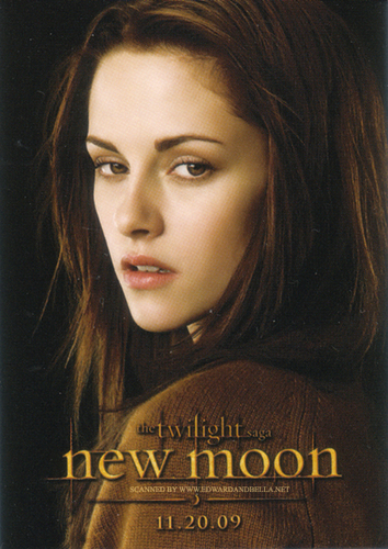 New Moon poster - Bella