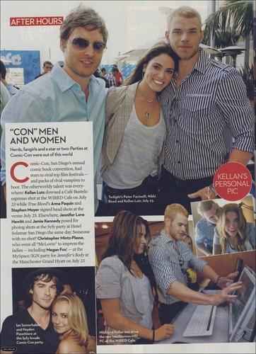 OK!magazine (august)