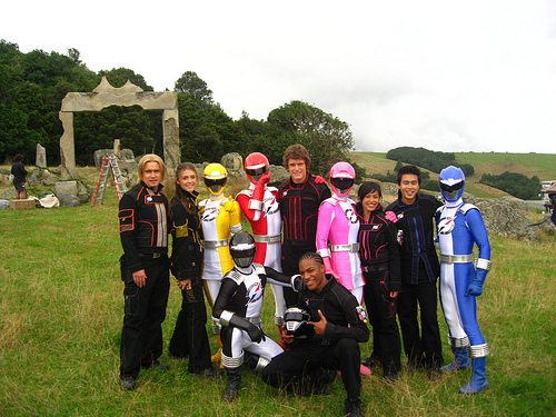 Operation Overdrive - the-power-rangers Photo