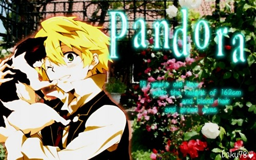 Pandora Hearts*...*