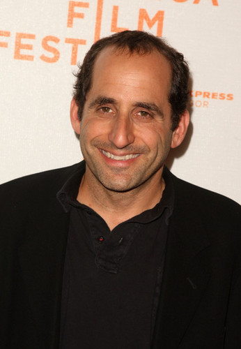 "Peter Jacobson wallpaper probably with a portrait entitled Panel & Premiere Of ""Poliwood"" At The 2009 Tribeca Film Festival"