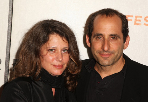 "Peter Jacobson wallpaper with a portrait called Panel & Premiere Of ""Poliwood"" At The 2009 Tribeca Film Festival"