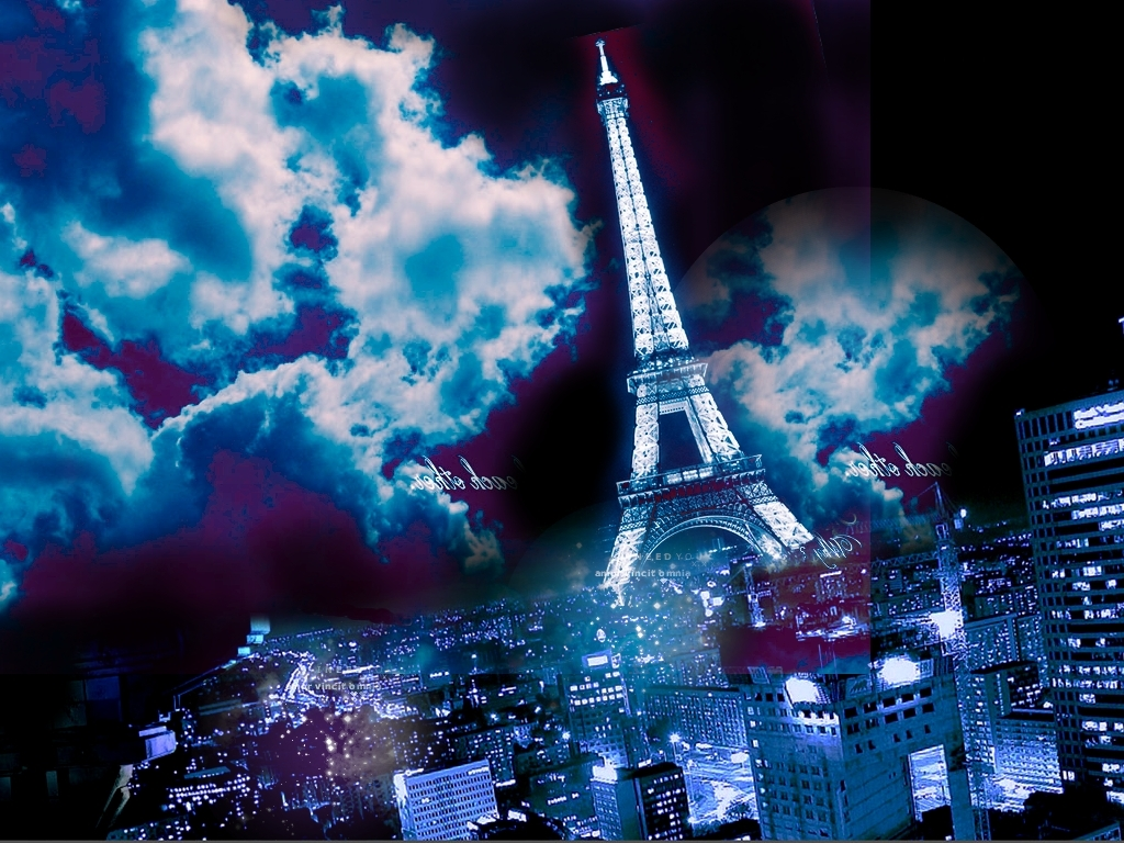 Paris Paris Wallpaper