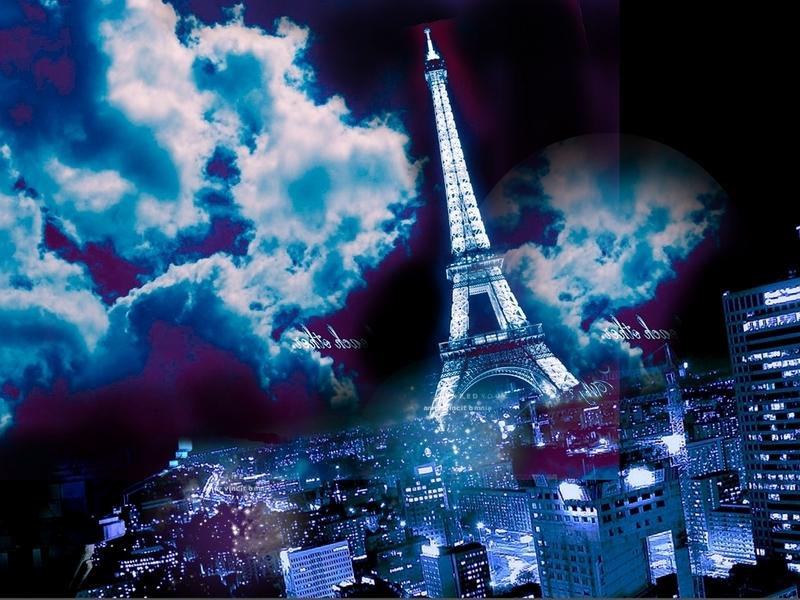 Paris Wallpaper - Paris Wallpaper (7475874) - Fanpop