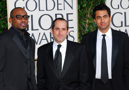 Peter Jacobson@Golden Globe