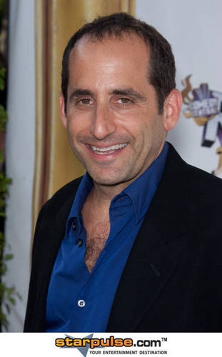 Peter Jacobson karatasi la kupamba ukuta containing a business suit titled Peter Jacobson