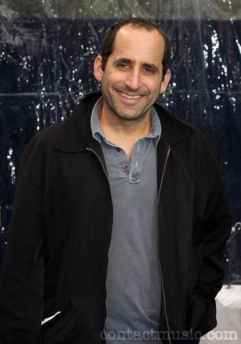 Peter Jacobson wallpaper possibly with a well dressed person entitled Peter Jacobson