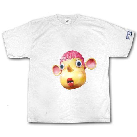 Pob T-shirt, White