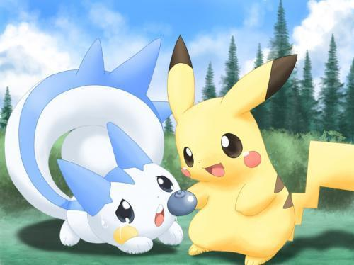 Pokemon Couples!!