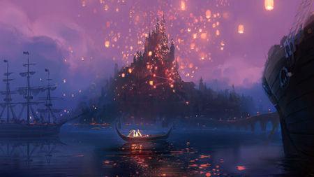 Rapunzel - A Future Disney Princess