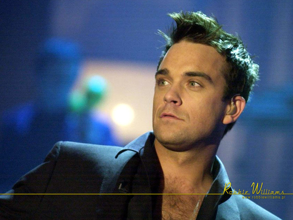 Robbie Williams - Wallpaper Gallery