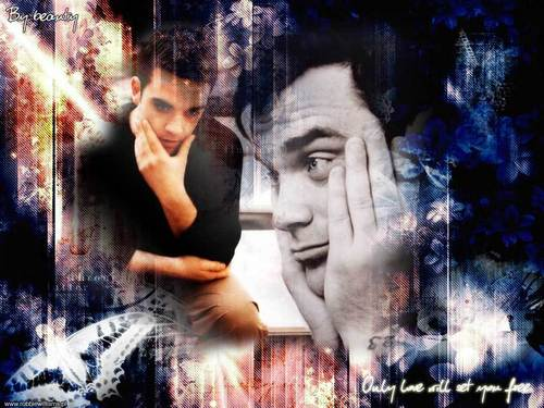 Robbie Williams fond d'écran