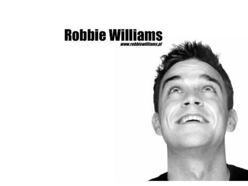 Robbie Williams پیپر وال