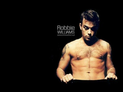 Robbie Williams fondo de pantalla