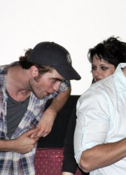 Robsten in Comic Con