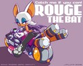 Rouge - sonic-girls wallpaper