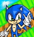 S O N I C ! - sonic-the-hedgehog fan art