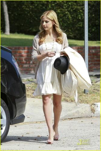 Sarah in LA