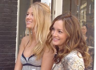 Serena and Blair on season 3! - serena-and-blair photo