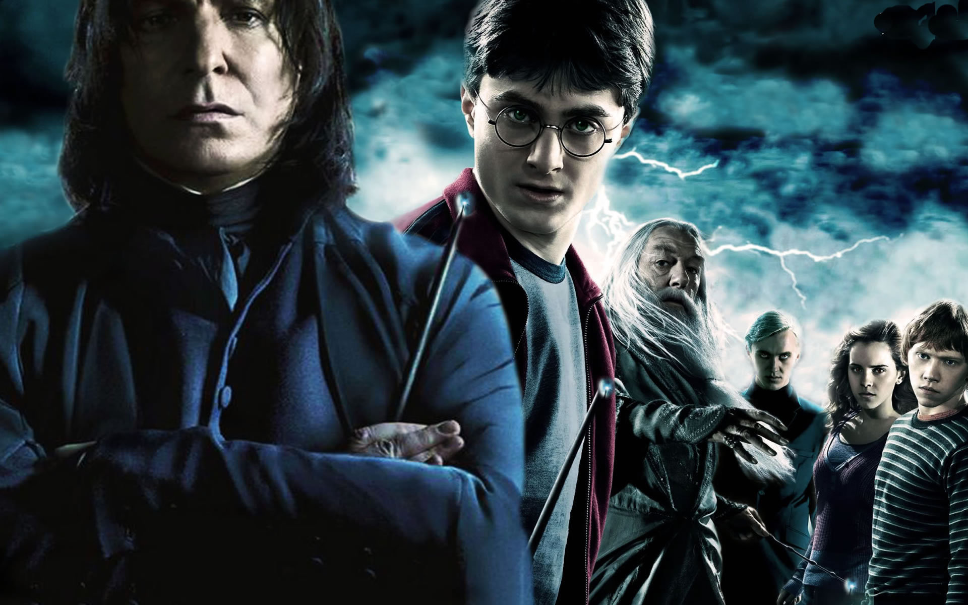Severus Snape / The Half-Blood Prince