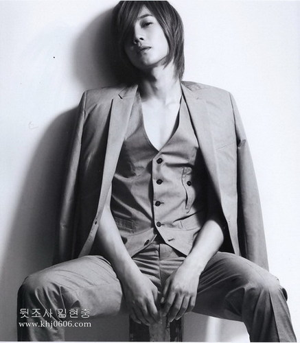 Kim Hyun Joong wallpaper titled Sexy Guy