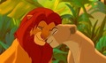 disneys-couples - Simba and Nala screencap