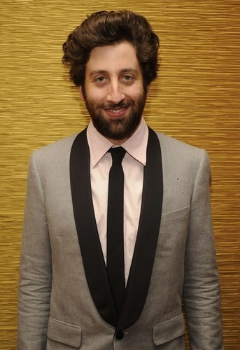 Simon Helberg @ the 2009 TCA's